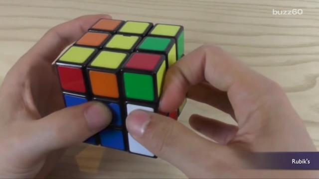 Computer solves Rubik's Cube in 637 milliseconds