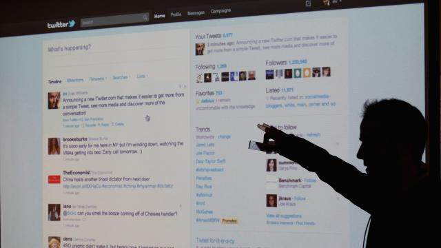 Nearly 20 percent of Twitter's election-related tweets were from bot accounts.