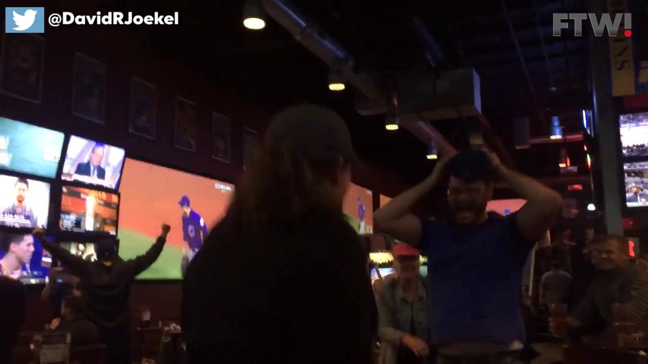 These amazing fan reactions to the moment the Cubs clinched their first World Series win in 108 years will make you excited all over again.