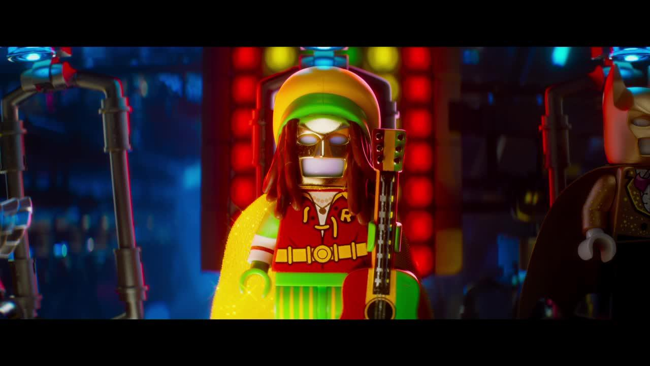 The new trailer for 'The Lego Batman Movie' starring Will Arnett and Zach Galifianakis.