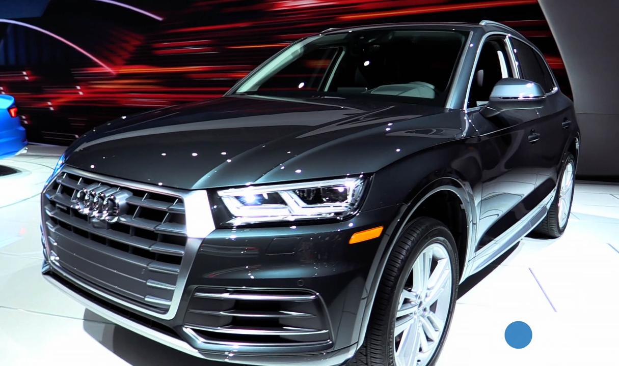 Audi ups the ante on the new Q5