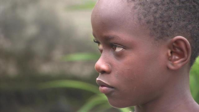 Only on AP: Inside a Congolese orphanage