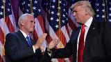 Mike Pence will lead Donald Trump's transition team