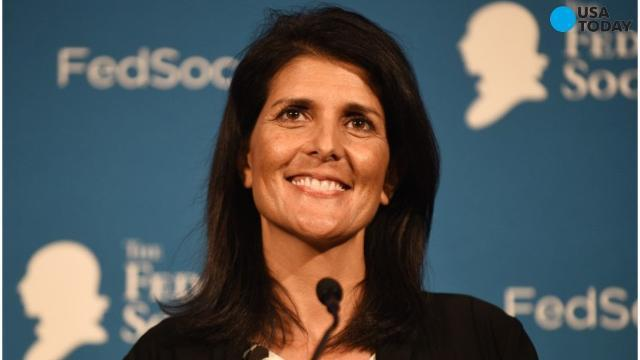 Who is Nikki Haley?