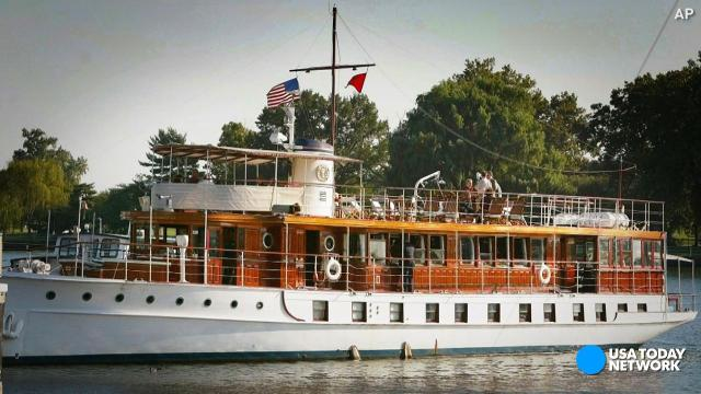 7 things you may not know about the presidential yacht