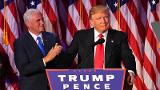 Emotional reaction to Donald Trump's 2016 election