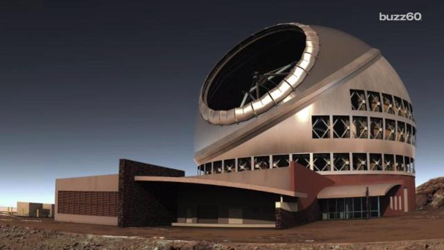 Facing scores of protesters and legal opposition, a band of international astronomers may have to ditch plans for building a gigantic telescope project in Hawaii and move to the Canary Islands over in the Atlantic.