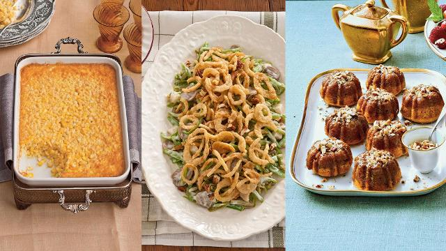 Three Thanksgiving sides your holiday needs