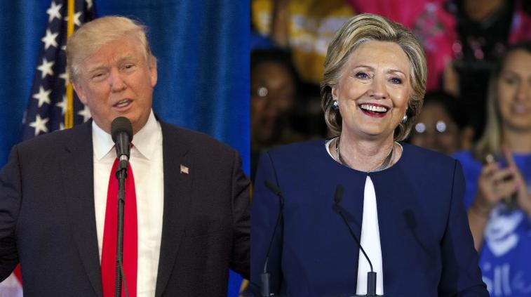 How Clinton and Trump became the last ones standing