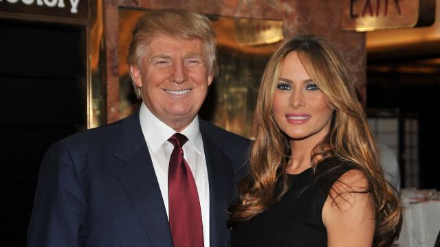 Will the Trumps live in The White House?