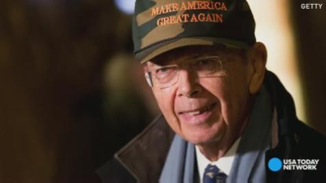Wilbur Ross: A look at Trump's pick for Commerce secretary