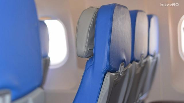 If you are flying commercial, and are trapped in the middle seat, we answer the burning question who gets the armrest? Keri Lumm (@thekerilumm) discusses the options.