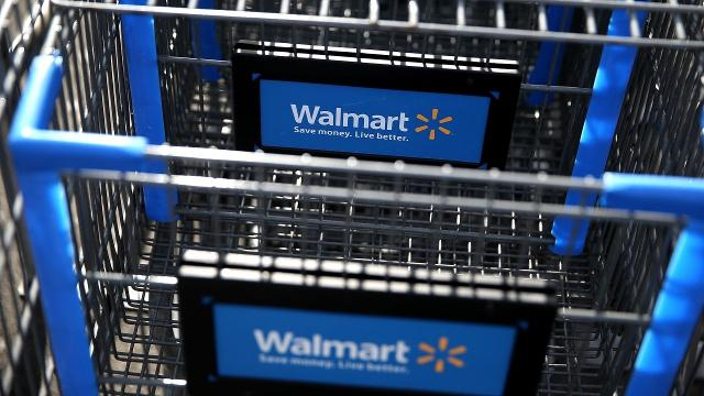 A woman is suing Walmart for false advertising