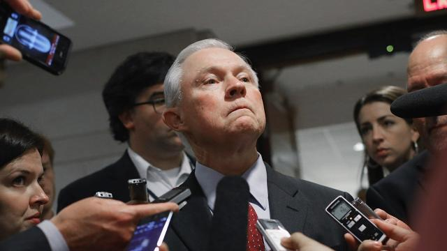 Trump's attorney general appointment is bad news for pot businesses