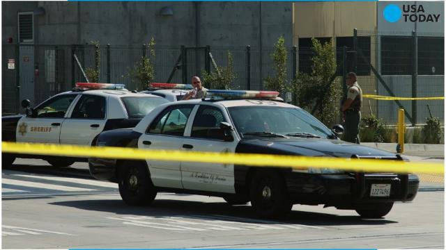 2 shot near polling place in California