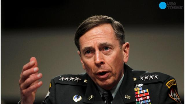 Will Petraeus become secretary of State?