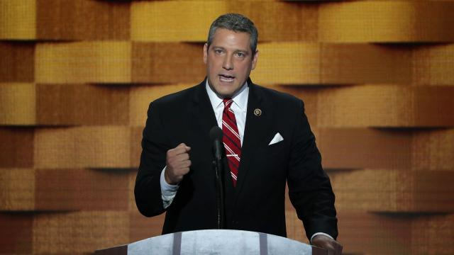 Tim Ryan announces plans to challenge Pelosi for House leadership class=