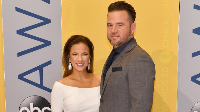 David Nail and Wife Catherine Werne talk about parenting twins