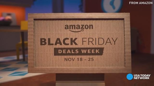 Black Friday: Amazon's best deals
