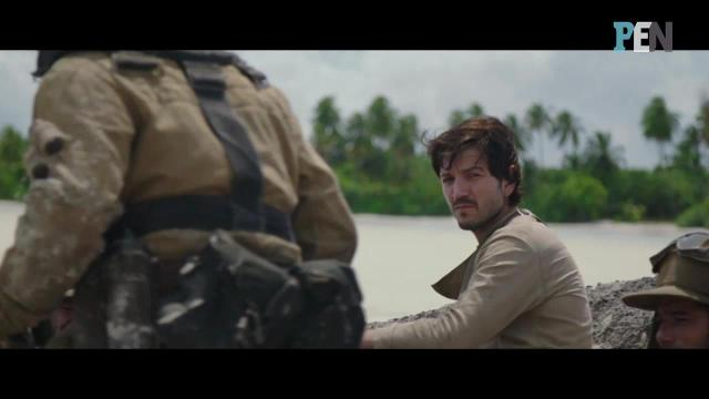 Director Gareth Edwards, Diego Luna on making 'Rogue One'
