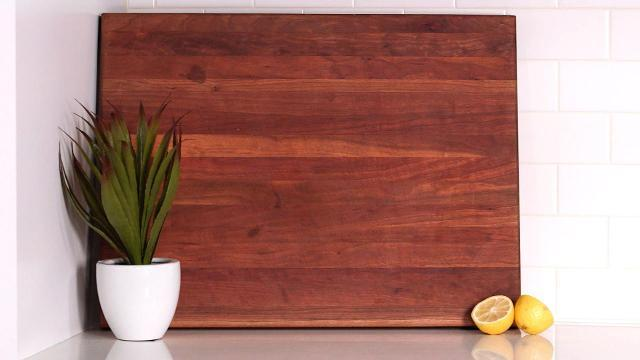 5 ways to sanitize your cutting boards