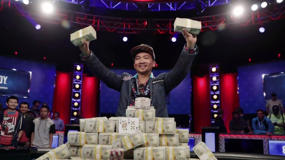 Image result for World Series of Poker: Qui Nguyen wins final table