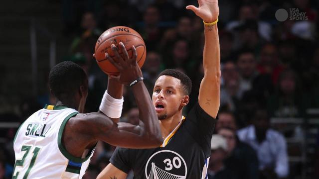 Warriors look dominant with defense clicking
