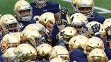 Notre Dame to vacate football wins from 2012 and 2013