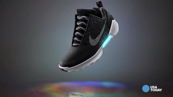 Nike's self-lacing shoes can be yours for just $720