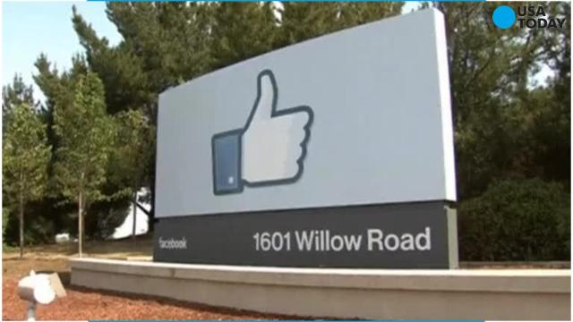 Facebook reports 55.8 percent rise in revenue