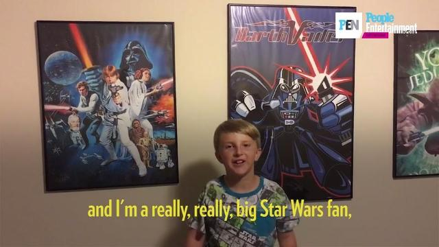 Watch: 'Rogue One' stars answer kids' Star Wars questions