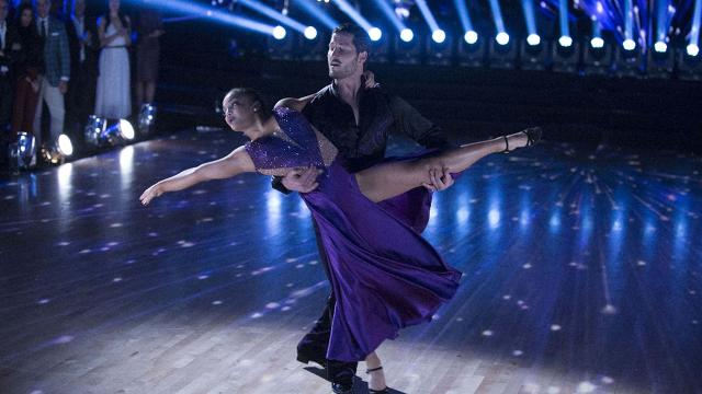 These 'DWTS' celebs clearly have an advantage