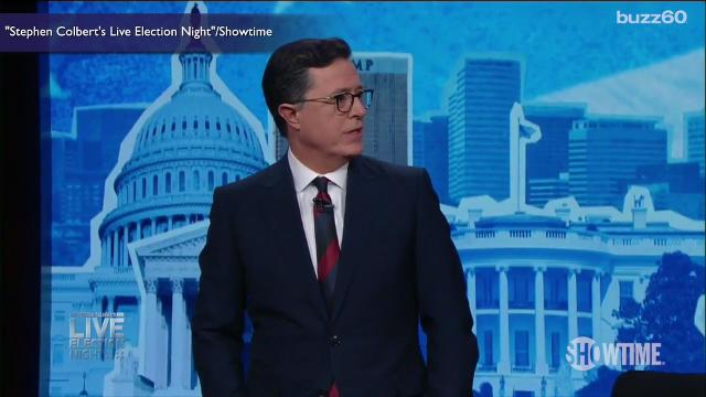 No Joke! Stephen Colbert is here to unify the country