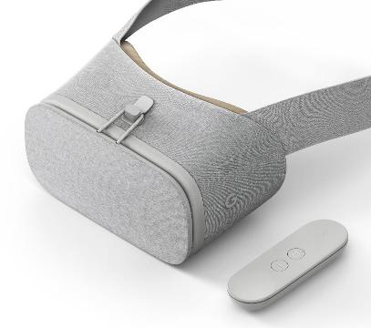 Try out Google's Daydream View