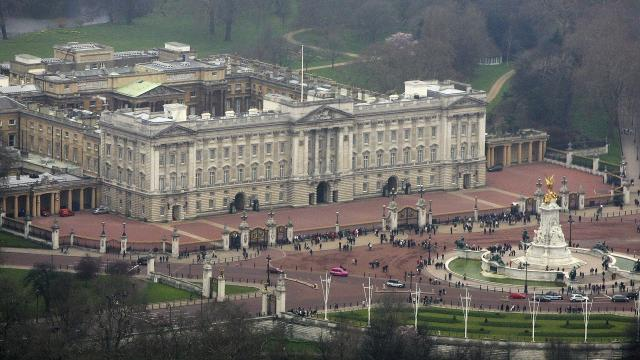 Buckingham palace updates could cost $455 million