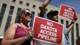 Dakota pipeline protesters ordered to vacate Standing Rock