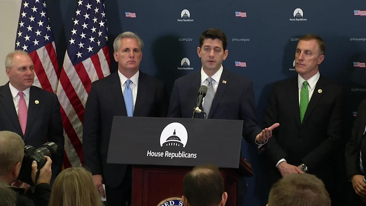 Ryan: We'll address Flint 'one way or the other'
