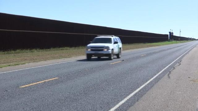 Along Texas border, Trump's Wall Not Welcome