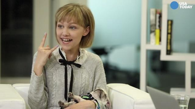 Twelve-year-old singer/songwriter Grace VanderWaal talks on Facebook Live about the time she was surprised with phone call from Jason Mraz, one of her favorite artists.