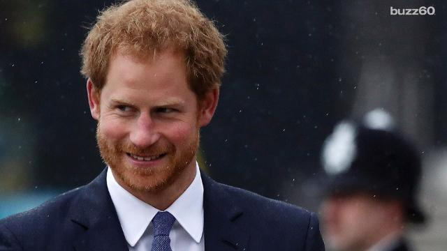 Prince Harry warns media about harassing his American girlfriend