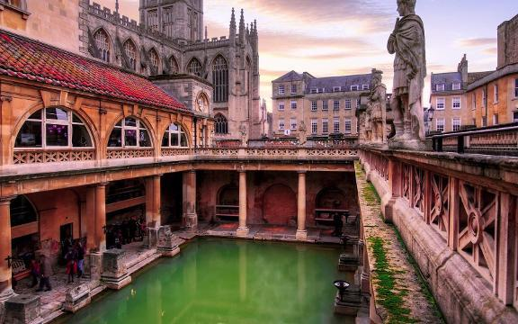 Five things to do in Bath