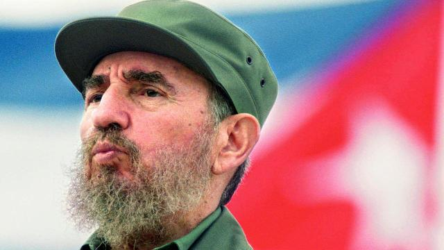 World leaders react to Fidel Castro's death