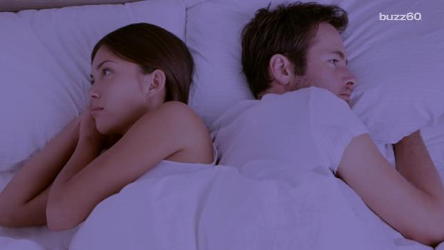 Sharing a bed with your partner could be bad for your health
