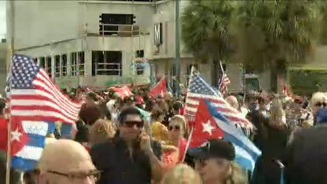 Castro's Death Brings Hope for Change in Miami