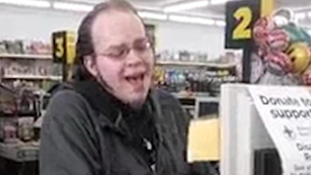 One Michigan cashier's soulful voice has landed him the surprise of a lifetime.