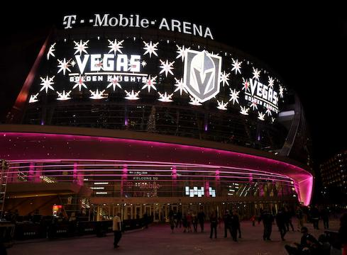Las Vegas NHL expansion team named the 'Golden Knights'