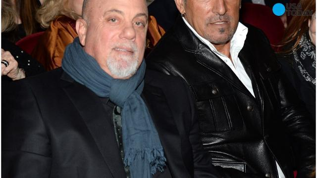 Springsteen broke down on bike he got from Billy Joel