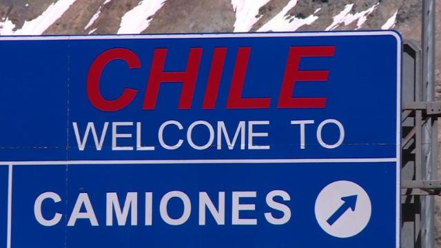 Many Argentines are crossing into Chile to take advantage of a long weekend to shop for electronic devices, utensils and clothing at Chilean malls, since prices in Argentina can be two or three times higher due to inflation. Video provided by AFP