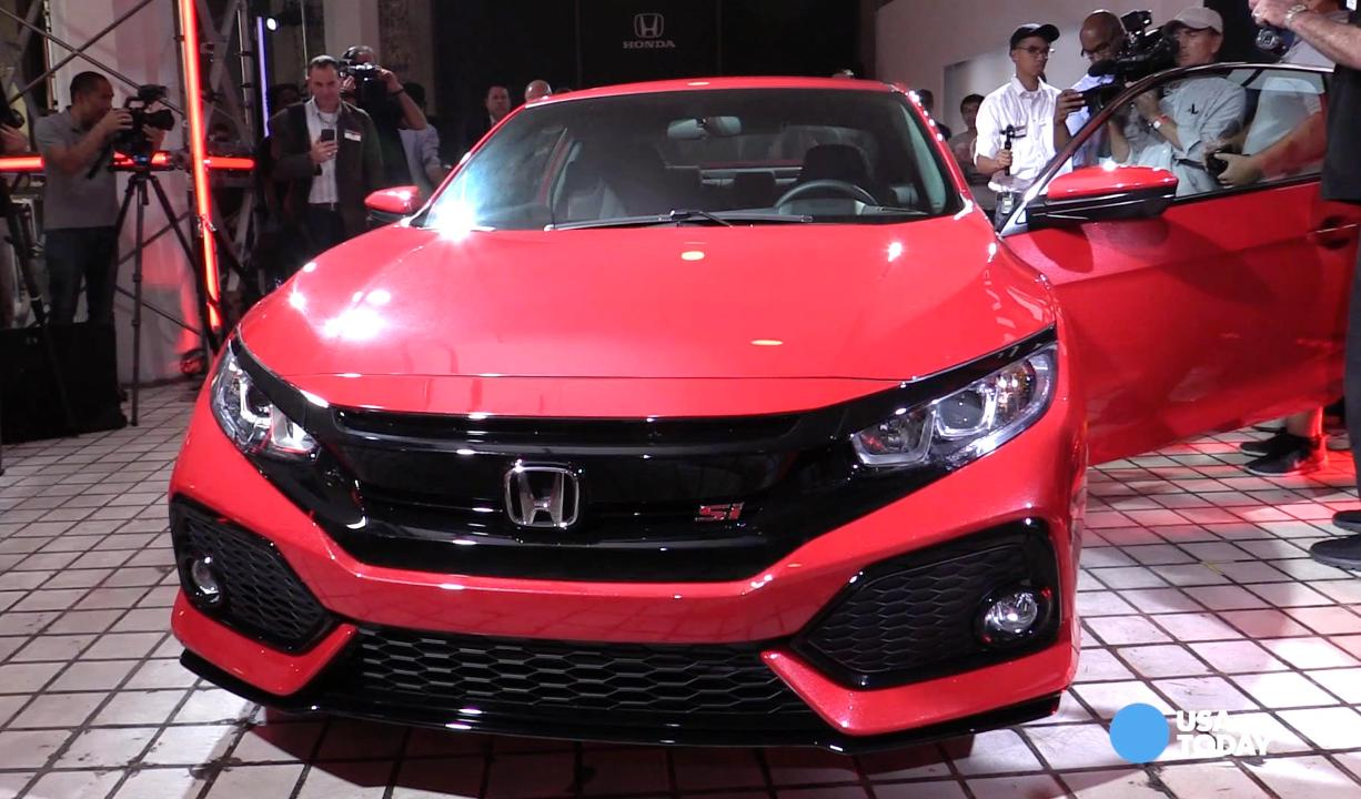 Honda amps up the power in the new Civic Si