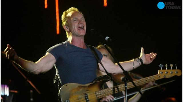 Sting announced that he will reopen the Paris music venue where ISIS-linked attackers killed 90 concertgoers last year.